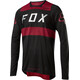 Fox Flexair Bike Jersey Longsleeve Men red/black